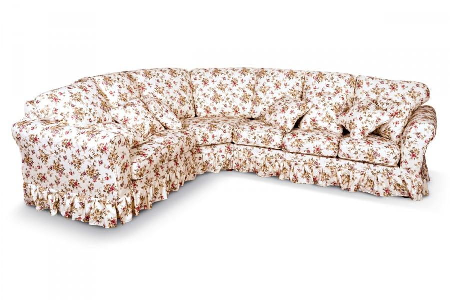 Угловой диван Принцесса упоения