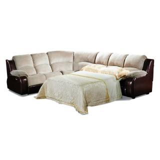 Угловой диван Нежная сласть